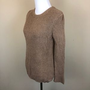 Madewell Rib-Knit Pullover Sweater 'Holcomb'